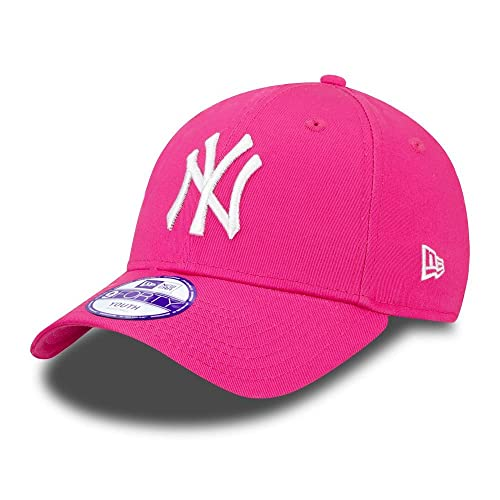 rose #2554 Youth = 54-55cm New Era 9forty Strapback Enfants Jeunes Casquette MLB New York Yankees plusieurs couleurs