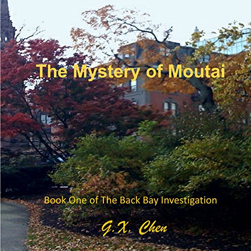 The Mystery of Moutai audiobook cover art
