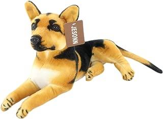Best black german shepherd stuffed animal Reviews