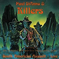 South American Assault: Live by Paul Di'anno & Killers (1994-08-01)