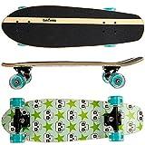 FunTomia Cruiser Midi-Board/Skateboard 65cm 7-lagigem kanadischem...