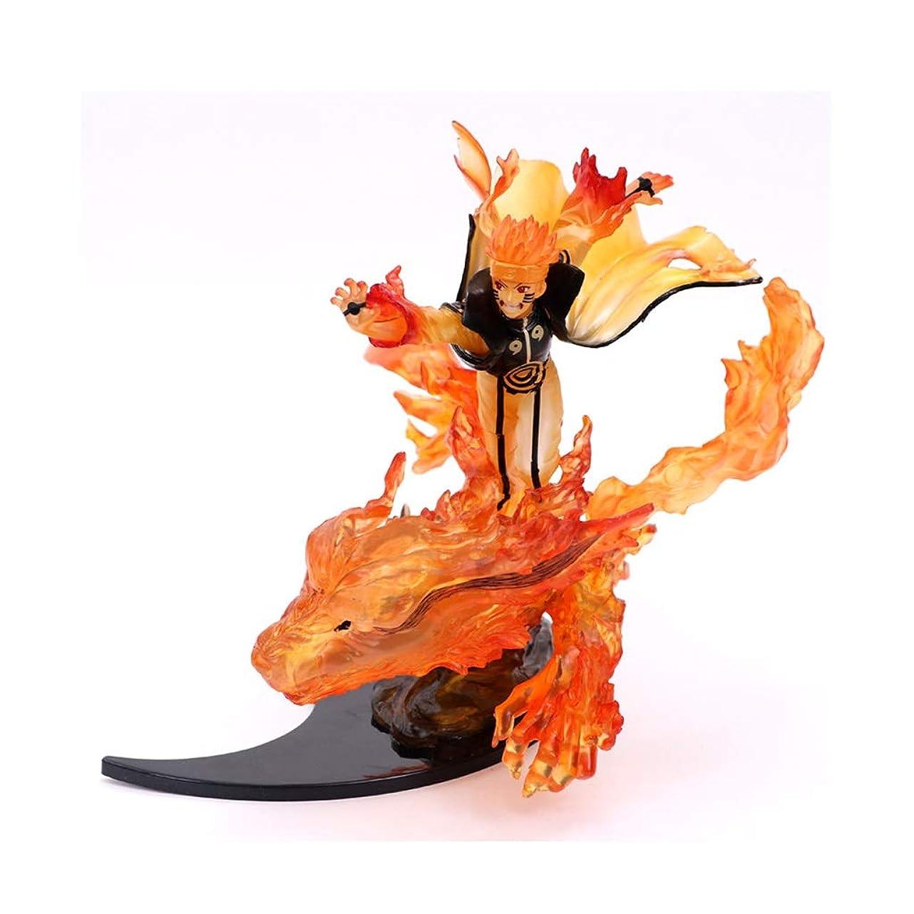 こしょうの注入するYYFRB キャラクターグッズモデルお土産誕生日プレゼントキャラクター像高さ21.5cm