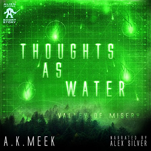 Thoughts as Water audiobook cover art