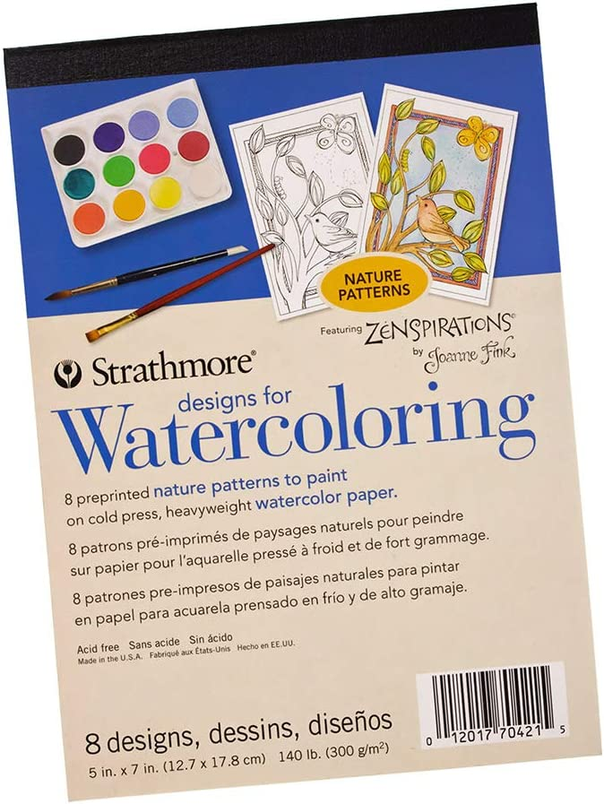 West Coast Paracord Watercolor Pad Super popular specialty store and of Set famous Col – Variety
