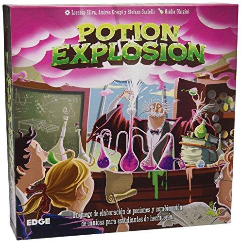 Horrible Games- Potion Explosion - Español, Color (Asmodee EEHGPE01)