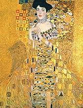 Klimt Sketchbook #2: Cool Artist Gifts - Portrait of Adele Bloch-Bauer Gustav Klimt Sketchbooks For Artists Adults and Kids to draw in 8.5x11