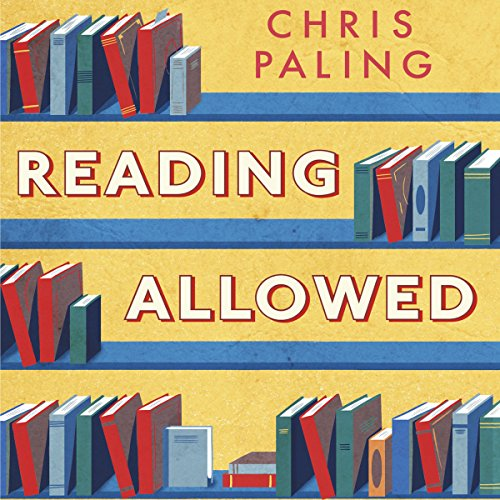 Reading Allowed audiobook cover art