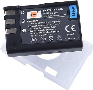 DSTE EN-EL9 Li-ion Batería para Nikon D40 D40x D60 D3000 D5000