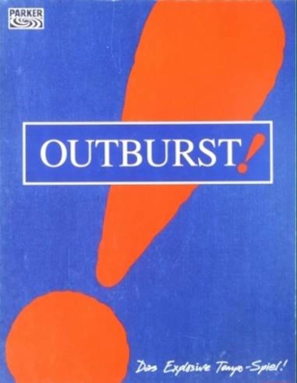 Hasbro - Outburst  [German Version]