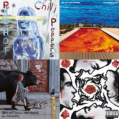 Red Hot Chili Peppers: Hits