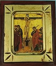 Icon. Crucifixion 4.5