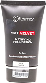 Flormar Mat Velvet Foundation No. 205
