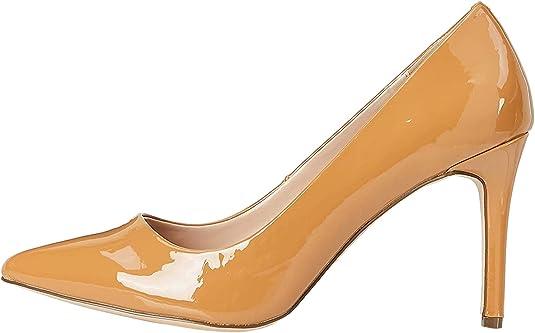 TALLA 39 EU. Marca Amazon - find. Mujer Zapatos de tacón con punta cerrada