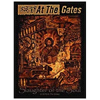 AT THE GATES アットザゲイツ - Slaughter Of The Soul/ワッペン 【公式/オフィシャル】
