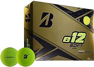 Bridgestone Golf e12 Soft Golf Balls (One Dozen)