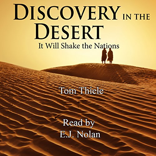 Discovery in the Desert audiobook cover art