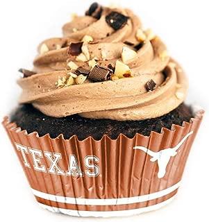Texas Longhorns Cupcake Liners - 36 Pack