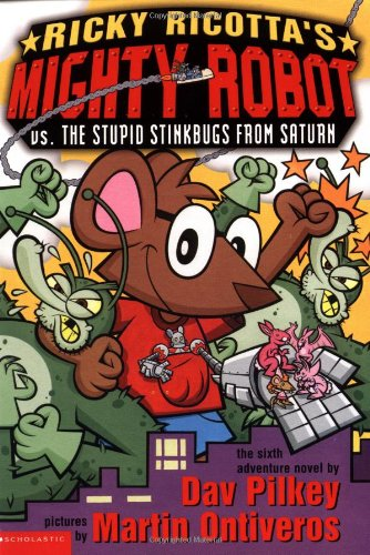 Ricky Ricotta's Mighty Robot Vs. the Stupid Stinkbugs from Saturnの詳細を見る