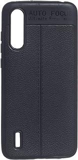Auto Focus Rubber Back Cover Slim Case For Xiaomi Mi 9 Lite - Black