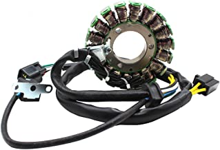 Road Passion Magneto Stator Ignition Coil for Suzuki DR-Z400 2000-2017/LTZ400 2003-2008/DR-Z400E S/DR-Z400S 2000-2009/DR-Z400E 2004-2009/DR-Z400SM 2005-2009