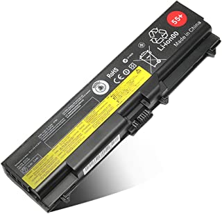 New Replacement Laptop Battery for Lenovo ThinkPad T410 T510 T520 W510 W520 L412 L420 L512 SL410 SL510 50+ Battery fits P/N Lenovo 0A36303 42T4799 42T4751 42T4235 42T4753 42T4796-12 Months Warranty