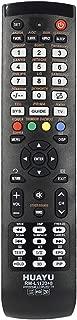 HUAYU Universal TV Remote Control Controller for Akira AOC BBK Elenbreg Supra Panasonic Prima Daewoo JVC Openbox Thomson Konka Haier. etc