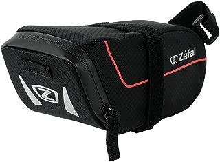 Zefal Bolsa para Asiento Z Light Poliéster 420D Soporte Velcro, Color Negro, Mediano, 0.9 l