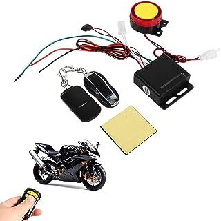 Felix-Box - Moto Motorcycle Bike Anti-theft Safety Security Alarm System Remote Control 12V Scooter Set Kit Universal