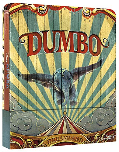 Dumbo steelbook (Limited Edition) ( Blu Ray)