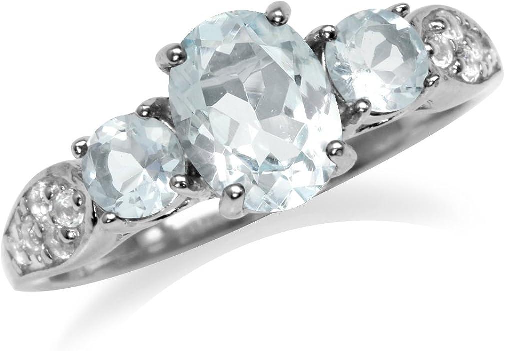 Silvershake 5-Stone Gemstone Superlatite 925 Ultra-Cheap Deals Silver Pro Anniversary Sterling