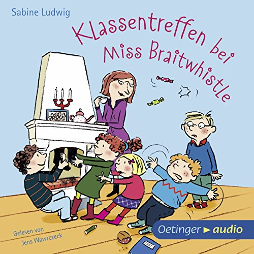 Klassentreffen bei Miss Braitwhistle cover art