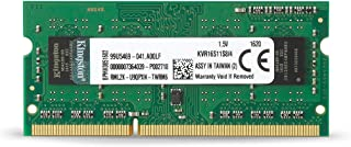 Memoria RAM 4GB DDR3 1600Mhz para Notebook Kvr16s11s84 Kingston