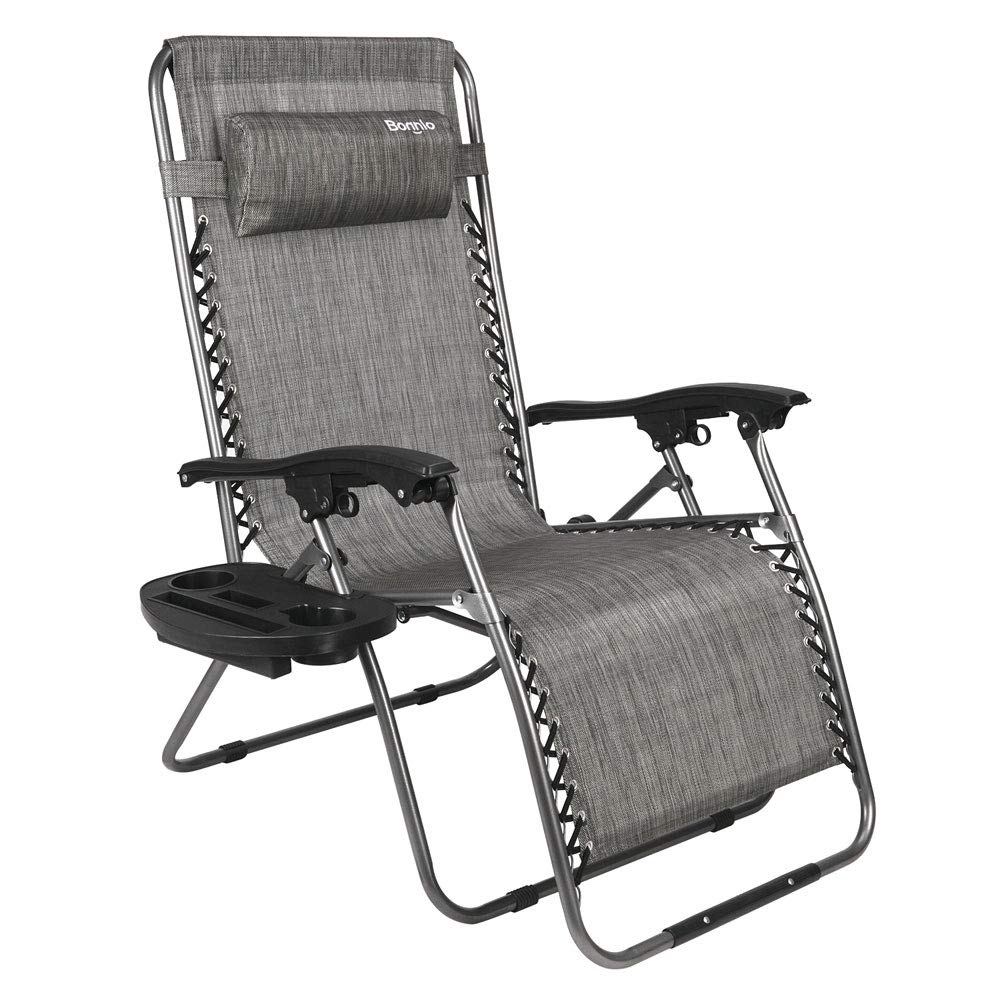 Bonnlo Oversized Adjustable Reclining Headrest
