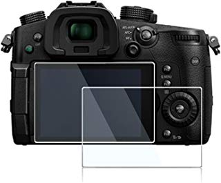 Screen Protector Compatible Panasonic Lumix GH5,debous Anti-scratch Hard Tempered Glass Protective for Lumix DC-GH5 Mirrorless Camera (2pack)