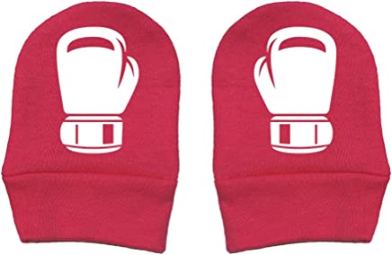 Mashed Clothing - Boxing Gloves - Baby Boy Baby Girl Boxer Gift Thick Premium, Thick & Soft Baby Mittens
