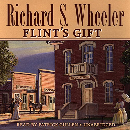 Flint's Gift audiobook cover art
