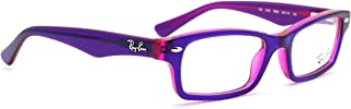 RY1530 JUNIOR Square Prescription Eyeglasses RX - able 3666, 48mm