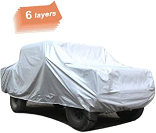 Universal Heavy Duty Size M Full Car Cover UV Protection Breathable Waterpro BL