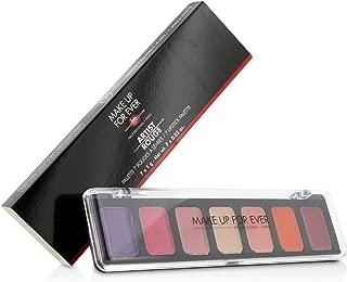 makeup forever rouge artist lip palette