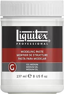 Liquitex MP5508 Professional Modeling Paste Medium, 8-oz