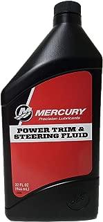 Mercury/Quicksilver Part Power Trim & Steering Fluid 32 Oz.