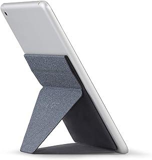 【正規代理店】MOFT X iPadスタンド タブレットスタンド 7.9インチ 9.7インチ/10.2インチ/10.5インチ/12.9インチに対応 極薄 超軽量 折りたたみ 角度調整可能 収納便利 持ち運び便利 グレー (~7.9インチ, 単品)