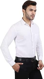Dazzel Fashion Men's Regular Fit Full Sleeves Formal Shirt
