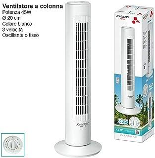 All Shop – Ventilador de torre oscilante 3 velocidades 45 W