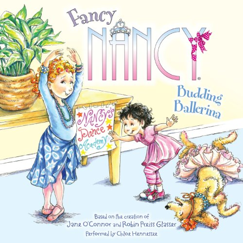 Fancy Nancy: Budding Ballerina audiobook cover art
