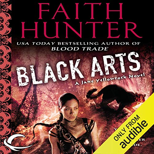 Black Arts audiobook cover art
