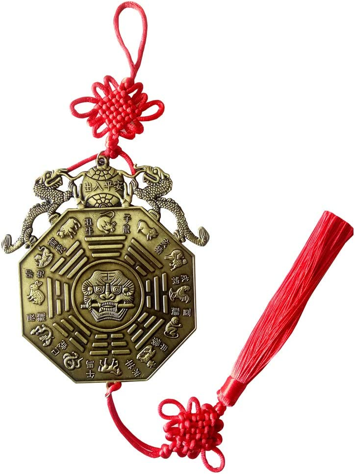 FengShuiGe Feng Shui Luxury Ornaments Max 58% OFF Chinese Supplie Bagua Home Mirror