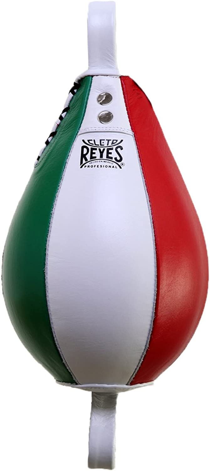 (White)  Cleto Reyes Double End Bag for Boxing Training