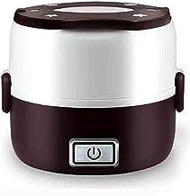 Rijstkoker 1.0L Mini Rijstkoker, Draagbare Reizen Kleine Steamer, Multifunctionele Warmer, Elektrische Verwarming Lunch Bo...