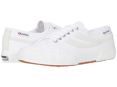 Superga 2953 Swallow Tail (Total White) Shoes
